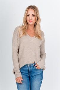 Sweter ZOiO.pl z wełny w stylu casual