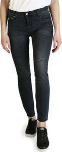 Czarne jeansy Armani Exchange w stylu casual