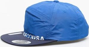 Niebieska czapka DC Shoes