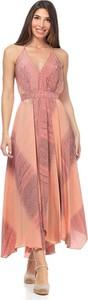 Różowa sukienka Peace & Love