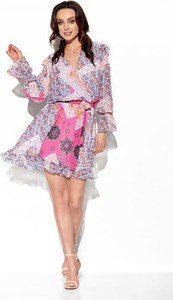 Sukienka Lemoniade z jedwabiu mini