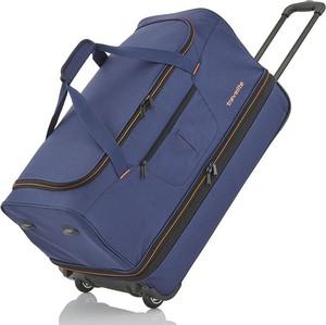 Granatowa torba podróżna Travelite
