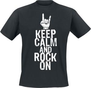 T-shirt Emp w młodzieżowym stylu