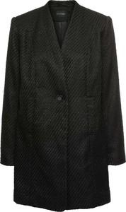 Czarny płaszcz bonprix bodyflirt