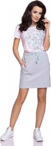 Spódnica Senella z dzianiny mini w stylu casual
