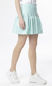 Niebieska spódnica born2be w stylu casual mini