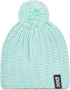 Turkusowa czapka POC
