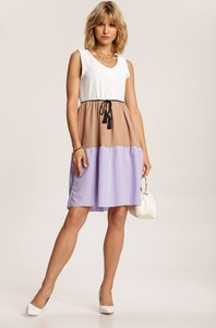 Sukienka Renee bez rękawów mini