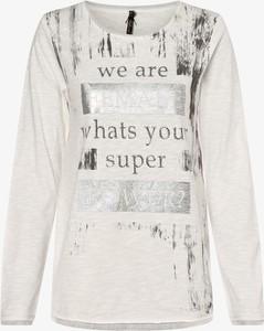 T-shirt Key Largo z długim rękawem