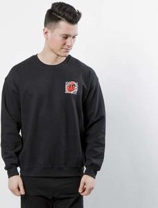 Czarna bluza Obey w stylu casual
