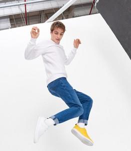 House - Sneakersy - Biały