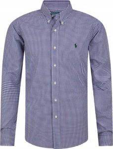 Koszula Ralph Lauren w stylu casual z kołnierzykiem button down