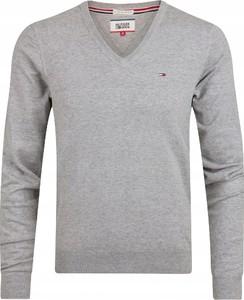 Sweter Tommy Hilfiger w stylu casual z bawełny
