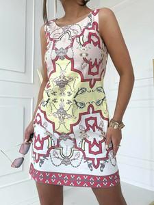Sukienka Versada mini na ramiączkach