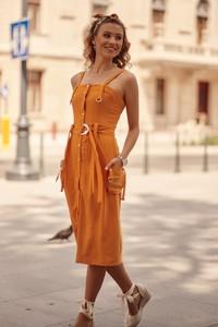 Sukienka Fasardi midi
