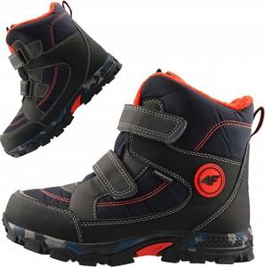 buty zimowe chłopięce stylowo i modnie z Allani