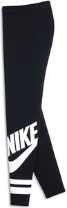 Legginsy dziecięce Nike z tkaniny