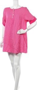 Różowa sukienka Jean-Louis Scherrer mini