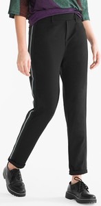 Czarne spodnie YESSICA
