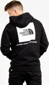 Bluza The North Face z żakardu