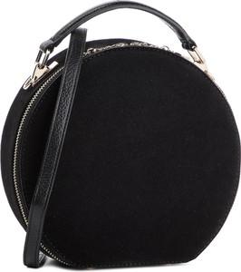 Czarna torebka Kazar na ramię