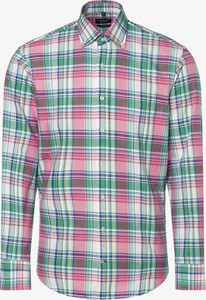 Koszula Andrew James z długim rękawem w stylu casual z bawełny