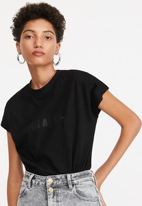 T-shirt Reserved z okrągłym dekoltem w stylu casual
