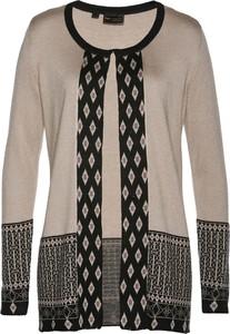 Sweter bonprix bpc selection premium z kaszmiru