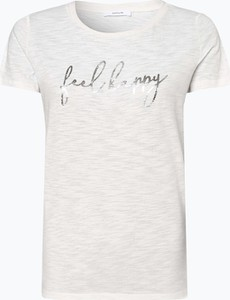 T-shirt Opus w stylu casual