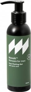 Monolit - Peelingujący żel do mycia twarzy z kwasem mlekowym - 150ml