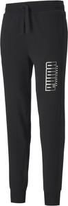 Czarne spodnie Puma