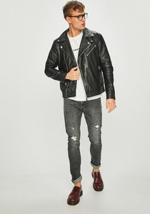 Czarna kurtka Calvin Klein Jeans