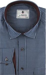 Koszula BIG PARIS w stylu casual z tkaniny