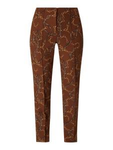 Spodnie Cambio w stylu boho