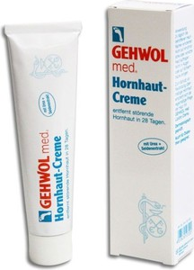 GEHWOL Med Hornhaut - Krem do zrogowaciałej skóry 75ml