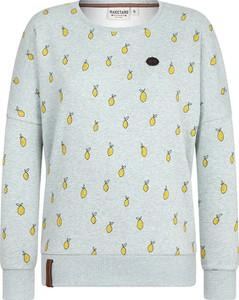 Bluza Naketano krótka z dresówki