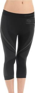 Termoaktywne spodnie damskie z nogawką 3/4 Brubeck Swift SP10310