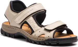 44474d89 sandały męskie rieker. - stylowo i modnie z Allani