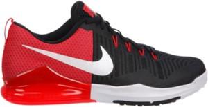 Buty sportowe Nike sznurowane z tkaniny zoom