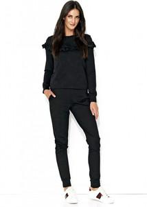 Czarny Numinou w stylu casual