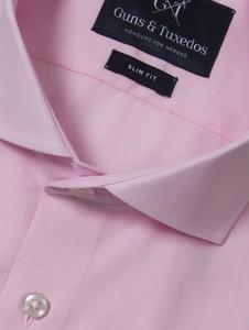 Różowa koszula guns&tuxedos
