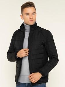 Czarna kurtka Strellson w stylu casual