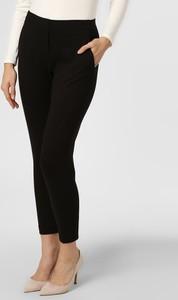 Czarne spodnie comma,