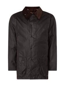 Brązowa kurtka Barbour w stylu casual