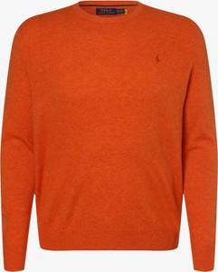Sweter POLO RALPH LAUREN w stylu casual z okrągłym dekoltem