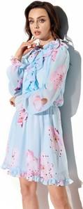 Sukienka Lemoniade mini z żabotem