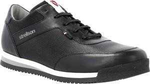Buty sportowe Strellson ze skóry sznurowane