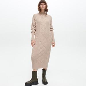 Sukienka Reserved w stylu casual oversize midi