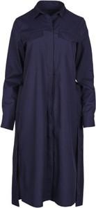 Sukienka Veva z długim rękawem