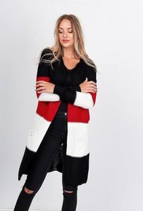 Sweter ZOiO.pl z dzianiny w stylu casual